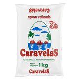 Açúcar Refinado Especial Caravelas 1kg