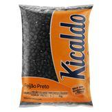 Feijão Preto Kicaldo Pacote 1kg