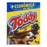 Achocolatado em Pó Original Toddy 2kg + Econômica