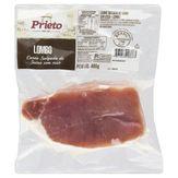 Lombo Suíno Salgado sem Osso Prieto Pacote 400g