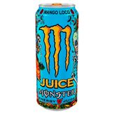 Energético Juice Monster Mango Loco Lata 473ml