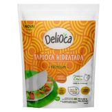 Tapioca Hidratada Delioca Premium Sachê 560g 7 Unidades