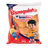 Pão Bisnaguinha Original Seven Boys Pacote 300g