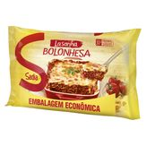 Lasanha Bolonhesa Sadia Pacote 1,6kg Embalagem Econômica
