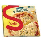 Pizza 4 Queijos Sadia Caixa 460g