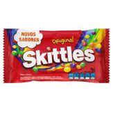 Bala Original Skittles Pack com 14 Unidades 38g Cada