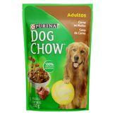 Ração Úmida para Cães Adultos Peru ao Molho Purina Dog Chow Sachê 100g