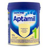 Fórmula Infantil para Lactentes Aptamil Premium 1 Danone Lata 800g
