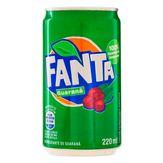 Refrigerante Guaraná Fanta Pack com 6 Unidades 220ml Cada
