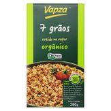 Mix de Grãos Cozido no Vapor Orgânico Vapz Caixa 250g