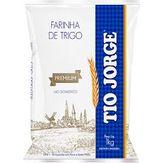 Farinha de Trigo Premium Tio Jorge Pacote 1kg