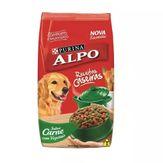 Ração Alpo para Cães Adultos Carne Grelhada com Vegetais Purina Pacote 18kg