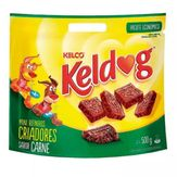 Mini Bifinhos para Cães Carne Kelco Keldog Pacote 500g