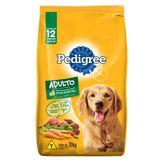 Alimento para Cães Adultos Carne e Vegetais Pedigree Pacote 20kg