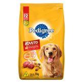 Alimento para Cães Adultos Carne, Frango e Cereais Pedigree Pacote 20kg