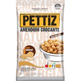 Amendoim Crocante Natural Pettiz Dori Pacote 1,010kg