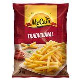 Batata Frita Tradicional Congelada McCain Pacote 2kg