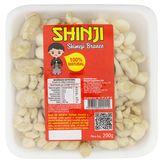 Cogumelo Shimeji Branco Shinji Bandeja 200g