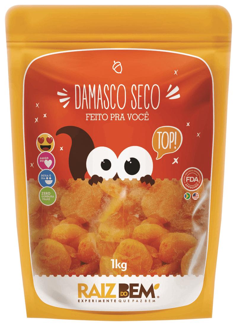 Damasco-Seco-Raiz-do-Bem-Pacote-1kg