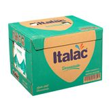 Leite UHT Desnatado Italac Pack 12 Unidades 1Lt Cada