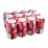 Refrigerante Coca-Cola Pack com 12 Latas 350ml Cada