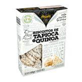 Biscoito de Tapioca & Quinoa Fhom Caixa 100g