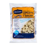 Capeletti 4 Queijos Mezzani Pacote 1kg