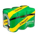Refrigerante Ginger Ale Schweppes Pack 6 Unidade 220ml Cada