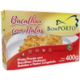 Bacalhau com Natas Bom Porto Caixa 400g