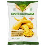 Mandioquinha Chips Fhom Pack com 2 Unidades  45g Cada