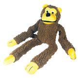 Brinquedo Pelúcia Macaco para Cachorro Chalesco