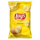 Batata Frita Lisa Clássica Lay's Pacote 153g