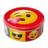 Biscoito Lata Emojii 267g