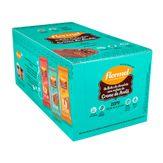 Bolinho Chocolate com Recheio Avelã Flormel Caixa com 14 Unidades 40g cada