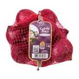 Cebola Roxa Fugita 1 Pacote 1kg