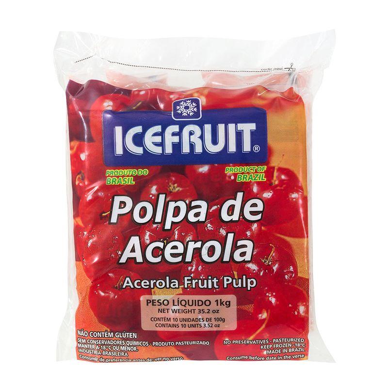 Polpa-Acerola-Icefruit-1kg