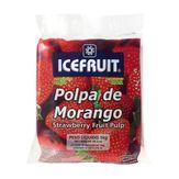 Polpa Morango Icefruit Pacote 1kg
