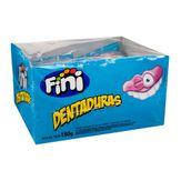 Bala Dentaduras Fini Caixa com 12 Unidades de 15g Cada