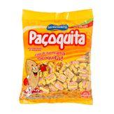 Bala Mastigável Paçoquita Santa Helena Pacote 700g
