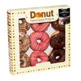 Donuts Diversos Sabores Member's Mark Caixa