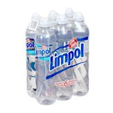 Detergente para Louças Limpol Cristal Pack 6 Unidades 500ml Cada