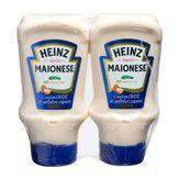 Maionese Heinz Pack 2 Unidades 390g Cada