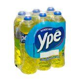 Detergente para Louças Ypê Neutro Pack 6 Unidades 500ml Cada
