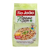 Arroz Integral 7 Cereais + Soja Tio João Pacote 1kg