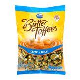 Bala Butter Toffees Leite Arcor Pacote 500g