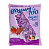 Bala Yogurte 100 Frutas Vermelhas Dori 600g