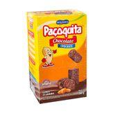 Paçoquita Crocante Chocolate Santa Helena 360g com 24 Unidades