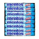 Bala Menta Mentos Pack com 16 Unidades