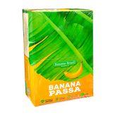 Banana Passa Banana Brasil Pack com 9 Unidades 86g Cada