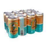 Cerveja Witbier Praya Pack com 12 Unidades 269ml Cada